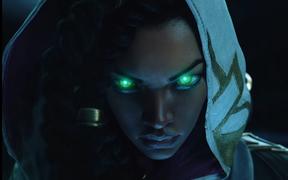 """Riot Games tung teaser """"siêu ngầu"""" với màn tay đôi hấp dẫn giữa Thresh và Lucian, hé lộ vị tướng thứ 146 của LMHT"""