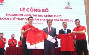 Đoàn thể thao Việt Nam nhận nguồn động viên lớn trước thềm SEA Games 30