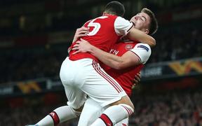 Arsenal thắng hoành tráng 4 sao nhờ cái tên không mấy ai ngờ đến