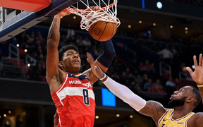 """Vừa chân ướt chân ráo đến NBA, tân binh Nhật Bản tuyên bố muốn úp rổ """"trên đầu"""" LeBron James"""