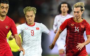 Giải mã màn đổi số áo gây sốt của tuyển Việt Nam trước giờ đấu Thái Lan