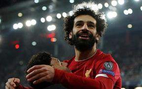 Liverpool giành quyền vào vòng 16 đội Champions League sau thắng lợi thuyết phục trên đất Áo