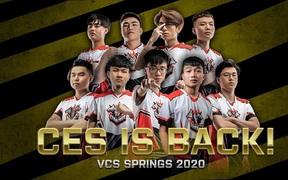 Sở hữu Xuhao, Cerberus Esports giành vé trở lại VCS mùa Xuân 2020 với thành tích bất bại