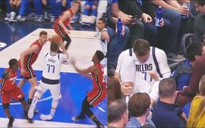 Chấn thương của Luka Doncic không quá nặng, Dallas Mavericks thở phào nhẹ nhõm