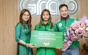 Hành trình chạm đến HCV SEA Games của cô gái nhỏ chạy Grab