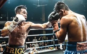 Thi đấu vô cùng quả cảm nhưng Trần Văn Thảo vẫn không thể tạo bất ngờ trước đối thủ quá mạnh, lỡ cơ hội giành chiếc đai lịch sử