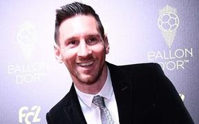 Truyền thông thế giới nói gì sau danh hiệu Quả bóng Vàng thứ 6 của Messi?