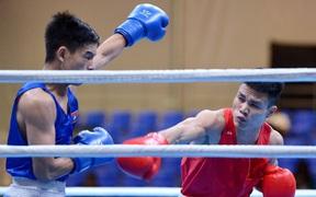 """Hai chiến thắng """"5 sao"""" giúp boxing Việt Nam có ngày ra quân mỹ mãn tại SEA Games 30"""