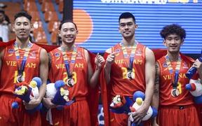 """Hai lần làm nên lịch sử tại kỳ SEA Games 30, đội tuyển bóng rổ Việt Nam liệu có được """"thưởng nóng""""?"""
