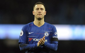 """Trói chân Hazard, """"xì"""" 200 triệu bảng, Zidane sẽ đồng ý về dẫn dắt Chelsea"""