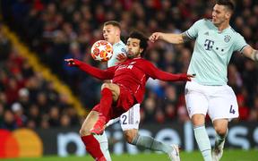 Liverpool 0-0 Bayern Munich: Đôi công hấp dẫn nhưng quá kém duyên