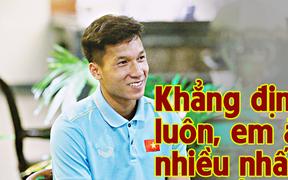 Nguyễn Văn Đạt: Mang áo số 4, chơi trung vệ và cũng ham ăn nhất đội như Bùi Tiến Dũng