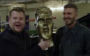"""Bị cả ekip trường quay bày trò cực """"khó đỡ"""" để chọc giận nhưng cách David Beckham phản ứng vẫn khiến các fan phải điêu đứng"""