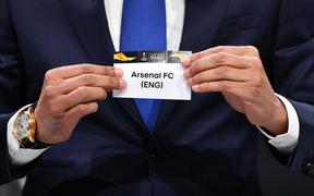 Kết quả bốc thăm tứ kết Europa League: Thành London kẻ khóc, người cười