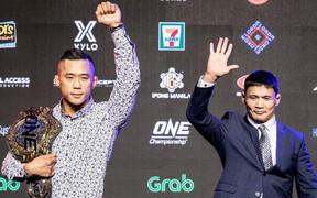 Võ sĩ gốc Việt Martin Nguyễn tự tin trước thềm trận bảo vệ đai vô địch tại giải MMA lớn nhất châu Á