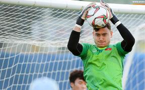 """Thủ môn Đặng Văn Lâm: """"Tôi muốn vô địch ở Thái Lan và được dự World Cup"""""""