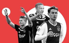 """Bên trong lò đào tạo trẻ của Ajax, """"nhà máy"""" sản xuất siêu sao được vận hành bởi lý tưởng của Johan Cruyff"""