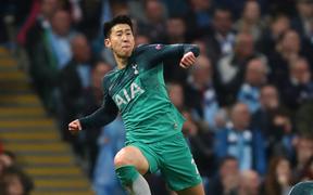 Ghi 2 bàn vào lưới Man City, Son Heung-min chính thức xô đổ kỷ lục của người châu Á tại Champions League
