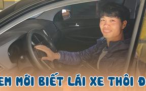 """Công Phượng phải treo biển """"mới lái xe"""" khi chạy ô tô riêng tại Hàn Quốc"""