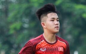 """Tiền vệ Nguyễn Thanh Khôi U18 Việt Nam: Niềm hy vọng về một Xuân Trường """"mới"""" trong tương lai"""