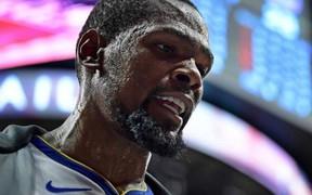 Kevin Durant trút cơn thịnh nộ lên Clippers ngay tại sân nhà Staples Center
