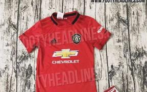 Lộ diện áo đấu Manchester United mùa giải 2019/2020