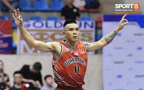 Ngô Tuấn Trung chính thức chia tay Thang Long Warriors ở mùa giải VBA 2019