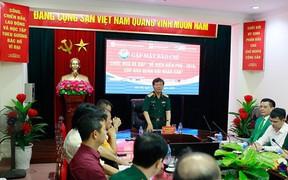 """Cuộc đua xe đạp """"Về Điện Biên Phủ-2019, Cúp Báo Quân đội nhân dân"""" khởi tranh ngày 1/5"""