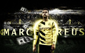 Marco Reus vs Borussia Dortmund: Xin 1 lần trọn vẹn !
