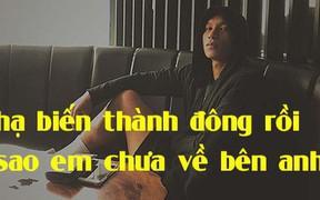 """Hot boy U23 Việt Nam """"thả thính"""" ngọt ngào nhân chuyện Hà Nội chuyển mình từ mùa hạ sang đông"""