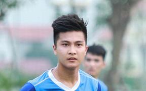 Cầu thủ Việt kiều Martin Lo thể hiện phong độ xuất sắc, sáng cửa lên tuyển U23 Việt Nam