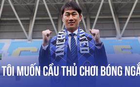 Thầy mới của Công Phượng muốn Incheon United chơi bóng ngắn nhiều hơn