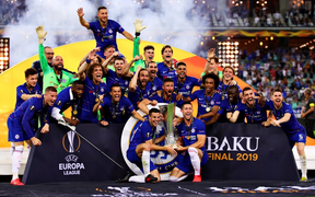 Đè bẹp Arsenal, Chelsea vô địch Europa League