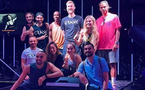 Dàn sao thành Manchester lập team rèn luyện sức khỏe ở Dubai