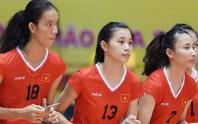 Điều gì khiến bóng chuyền nữ Việt Nam không tham dự giải vô địch châu Á