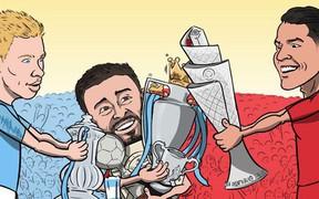 Tìm ra nhà vô địch về số lượng danh hiệu trong năm 2019, Ronaldo lẫn Messi cũng phải chào thua