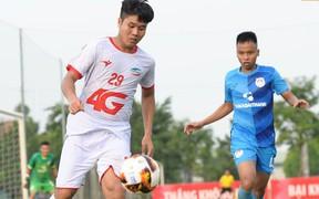 Sao trẻ U23 lập công, Viettel để Phố Hiến cầm hòa 1-1 trong ngày khai mạc giải U21 Quốc gia