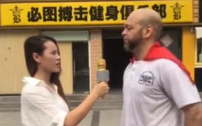 Võ sư Flores bất thành trong việc tìm gặp Từ Hiểu Đông dù lặn lội sang tận Trung Quốc