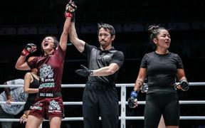 Nữ võ sĩ gốc Việt Bi Nguyễn thất bại đáng tiếc tại giải MMA lớn nhất châu Á