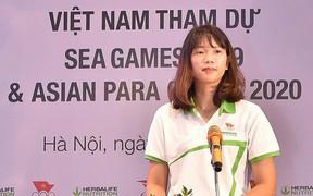 Thể thao Việt Nam có nhà tài trợ dinh dưỡng tham dự SEA Games và Para Games 2019 ở Philippines