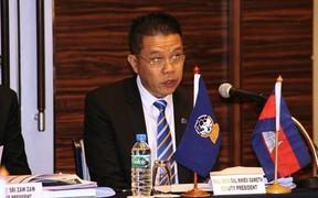 Ủy ban vận động World Cup AFF cam kết làm việc thường xuyên với Ban thư ký Asean