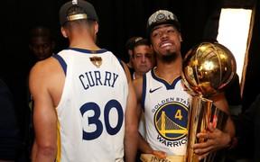 """Quinn Cook: """"Lakers cần kinh nghiệm vô địch NBA của tôi"""""""