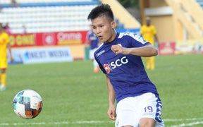 Quang Hải chấm dứt chuỗi trận tịt ngòi, Hà Nội trả hận Nam Định thành công tại Cúp Quốc gia 2019