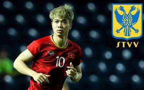 CLB của Bỉ làm điều không tưởng trong ngày đón Công Phượng sang châu Âu thi đấu