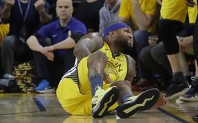 Los Angeles Lakers khốn đốn vì chấn thương của Demarcus Cousins