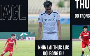 Fan Hoàng Anh Gia Lai tranh cãi nảy lưat: Đừng đổ lỗi cho trọng tài, vì đội bóng thực sự quá yếu?