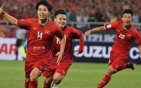 Danh sách sơ bộ tuyển Việt Nam đấu Thái Lan tại vòng loại World Cup: Văn Hậu, Trọng Hoàng vẫn góp mặt