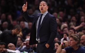 Không nên duyên cùng Lakers, HLV Tyronn Lue quay sang hợp tác cùng Clippers