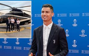 """Trắng tay không có giải thưởng để khoe, Ronaldo vẫn có cách """"sống ảo"""" kiếm về ngay 5 triệu lượt thả tim"""