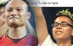 Trọng Hoàng, Xuân Mạnh tự hào khi thí sinh người Nghệ An vô địch chung kết năm Olympia 2019